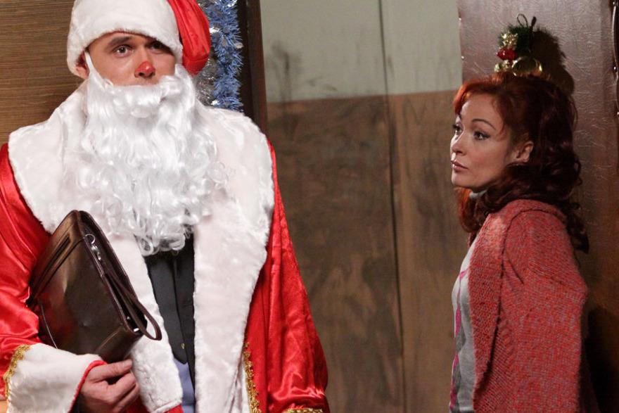 Глухарь приходи новый год актеры и роли